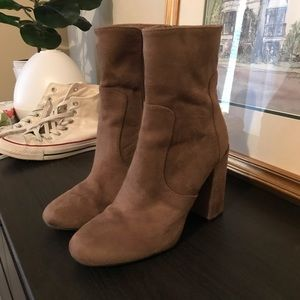 Forever 21 high ankle booties